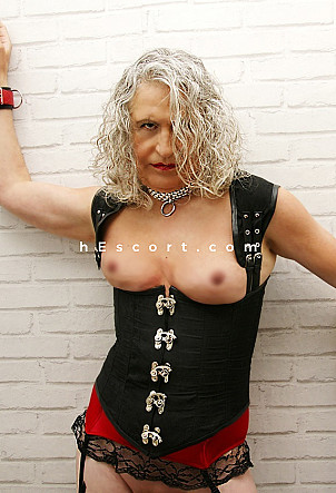 Carla - Trans escort in Madrid