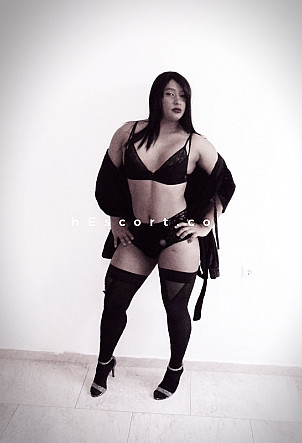 Ambar CD - Travestis escort en Badalona