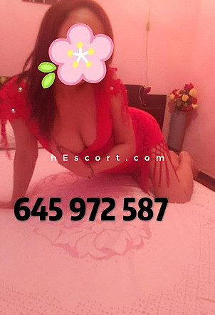 Wang - Girl escort in Madrid