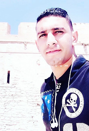 Yassine - Male escort in Abarán