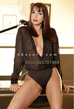 Olivia - Girl escort in Madrid