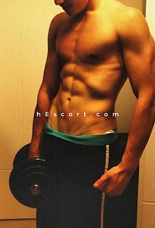Fernando Garcia - Male escort in Madrid