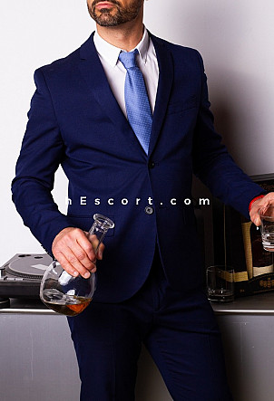 David Sanz - Male escort in Barcelona