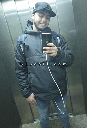 Antonio - Male escort in Madrid