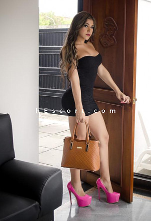 Veronica - Trans escort in Valencia